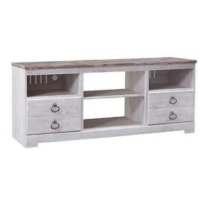 NEW Signature Design by Ashley TV stand