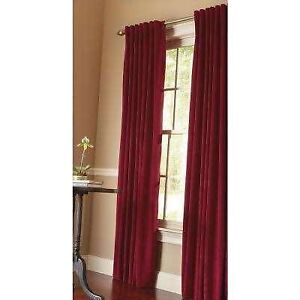 Hometrends Curtain Panels LIKE NEW