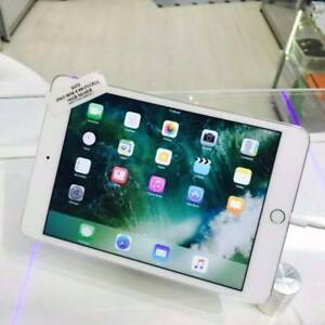 IPAD MINI 4 WIFI CELL 16GB SILVER WARRANTY TAX INVOICE Surfers Paradise Gold Coast City Preview