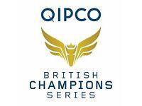 QIPCO British Champions Day 2017 Tickets x2