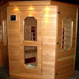 New BS-9315 - Far Infrared Sauna Cambridge Kitchener Area image 9