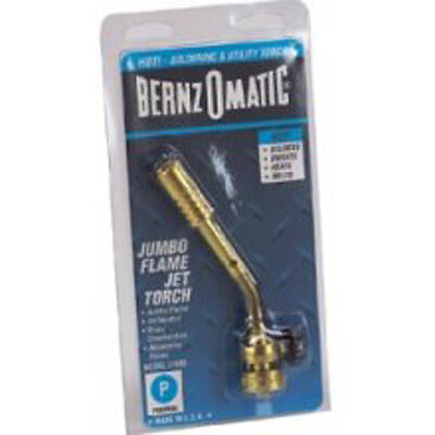 Bernzomatic Jt680 Jumbo Flame Torch