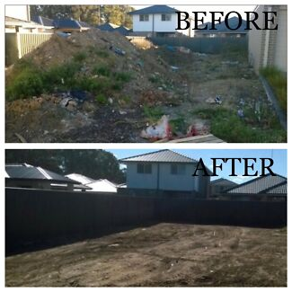 Site Cleans / Rubbish Removal