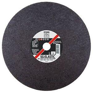 "PFERD 64501 12"" x 3/32"" Chop Saw Wheel - Box of 20"