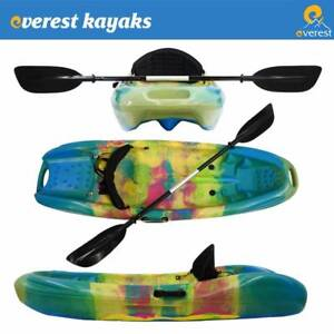 Everest Kids Kayak Package Brendale Pine Rivers Area Preview