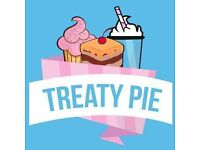 Delivery Drivers wanted for Treaty Pie. £7ph.