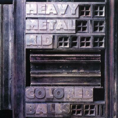 Coloured Balls - Heavy Metal Kid VINYL LP