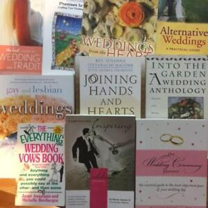 Marriage Celebrancy Books Greensborough Banyule Area Preview