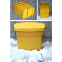 salt bins , sand bins , boxes containers, storage, grit , sos
