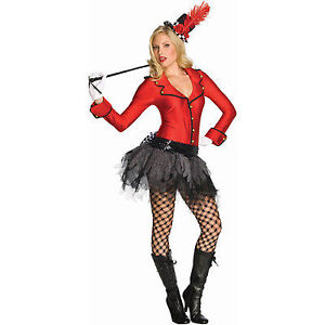 Sexy Ringmaster Costume - NEW (small)
