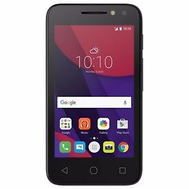 Alcatel Pixi 4 Brand New in box - Tesco network £35
