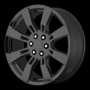 "20"" GMC Chevy Replica Rims! 6x139.7 6x5.5 Chevy GMC Tahoe Avalanche Yukon Denali"
