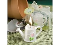 Watering can candle favor - £1.35 Plus P&P