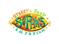 Supha's Street Food Eporium front of house staff