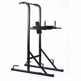 PureFitness & Sports Multi Gym Powerstation For Chin Ups, Pull Ups, Dips & Press Ups!