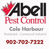 Guaranteed Pest Control Services for Cole Harbour/902-702-7222