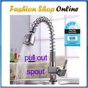 Kitchen Mixer Tap Pull Out