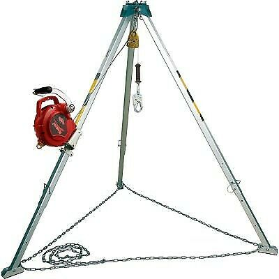 Protecta 8308005 Pro Confined Space System With 50 3-way Srl