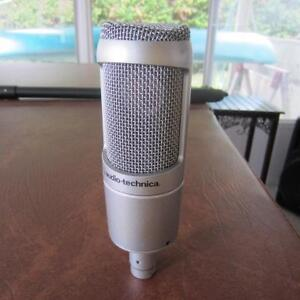 microphone audio technica at3035