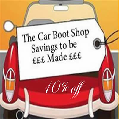 The Car Boot Shop One