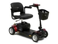 Go Go traveller plus mobility scooter