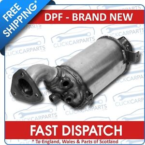 Audi A4 2.0 TDI Replacement Diesel Particulate Filter DPF New