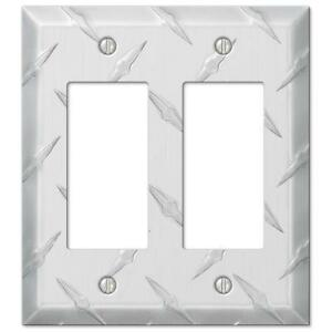 Double Switch Plate Cover 32