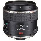 Pentax FA Pentax 55mm Focal Camera Lenses