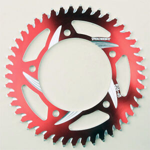 Vortex CAT5 45 Tooth 525 Aluminum Racing Sprocket GSXR 600, 750