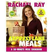 Rachel Ray Express Lane Meals