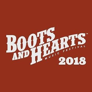 Boots and hearts ticket