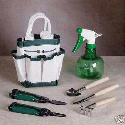 Potted Plant Care Kit with Tote