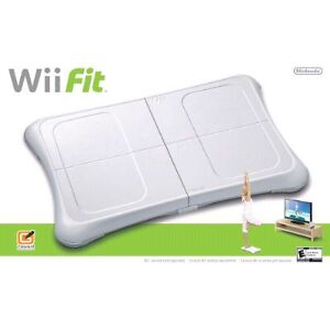 Wii board + Wii fit game