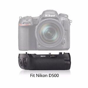Poignee Verticale pour Nikon D500 Similaire a  MB-D17 de Nikon