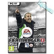 FIFA Fussball Manager 13