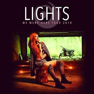 LIGHTS-We Were Here Tour