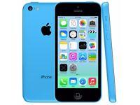 Apple Iphone 5c 8GB Blue (Unlocked) in good condition
