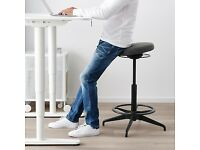 NEW IKEA Active sit/stand support chair