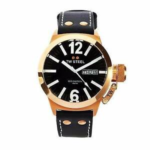 TW STEEL Canteen Rose Gold Men's Watch - CE1021 Bondi Eastern Suburbs Preview