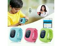 Kids smart watch with tracker