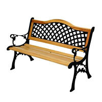 Looking for a park bench. Condition doesn't matter