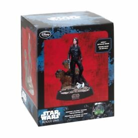 Star wars Rogue One Jyn Erso limited Edition