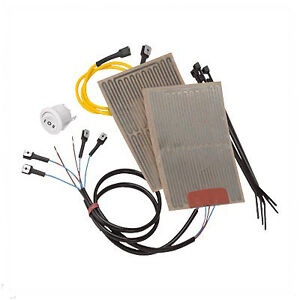 Polaris-ATV-Heated-Hand-Grips-Warmer-Kit-New-OEM-Hot-Handlebar