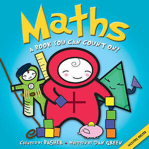 Basher Basics: Maths by Dan Green (Paperback, 2010)