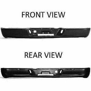 NEW PAINTED 2002-2008 DODGE RAM REAR BUMPERS +FREE SHIPPING