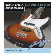 Bass Guitar Strings Set