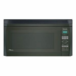 Panasonic Full Size 2.2 Cu. Ft. Over-the-Range Microwave (in box