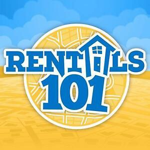 Rentals 101 Property Management & Leasing Services