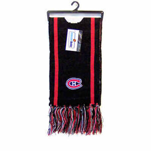 Montreal Canadiens Rugby Scarf