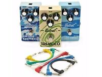 Blues pedals set of 3 £45